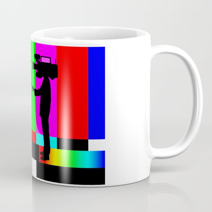 82d5b3b8c We Met On Set Coffee Mug by benfredman | Society6