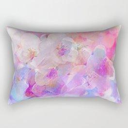 Les fleurs du bien Rectangular Pillow