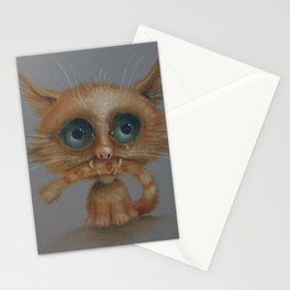 Tail Chaser Stationery Cards