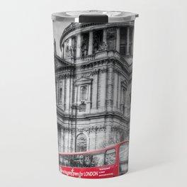 St Paul's Cathedral London Travel Mug