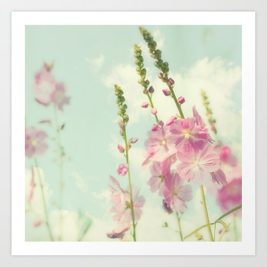 The Breeze Washes Over Me Art Print