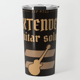 Solos = DON'T GO-s! — Music Snob Tip #723 Travel Mug