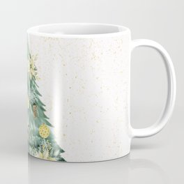 Christmas Tree Merry Christmas Coffee Mug