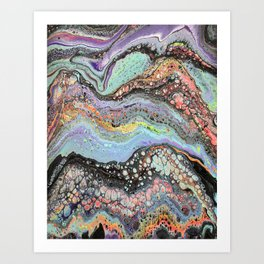 Bang Pop 101 Art Print