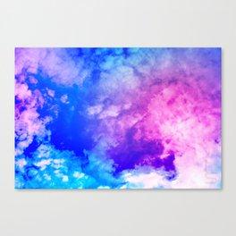 Color Foam III Canvas Print