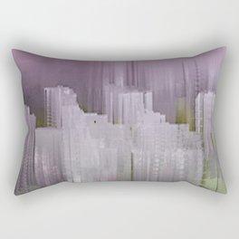 Melancholy / Floating Town / 30-11-16 Rectangular Pillow