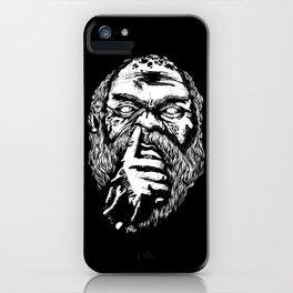 SOCRATES ERA VULGAR iPhone Case