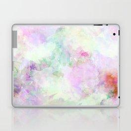 Dreamy Watercolor Texture Laptop & iPad Skin