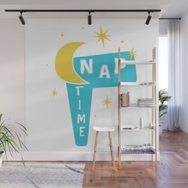 Nap time Wall Mural