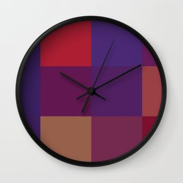 Expect Victory (95 Northwestern Wildcats) Wall Clock