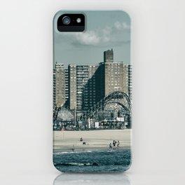 Luna Retro iPhone Case