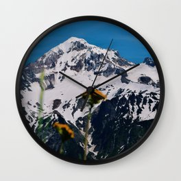 Mountain view suite part two Wall Clock