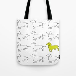 Weenie Collective Tote Bag