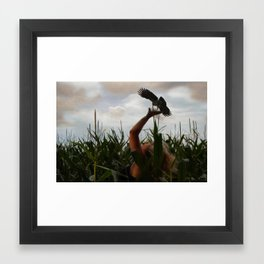 Free as a Bird... Framed Art Print