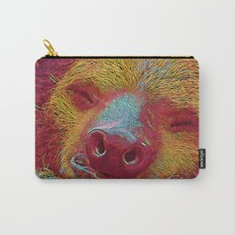 Popular Animals - sleeping Sloth Carry-All Pouch