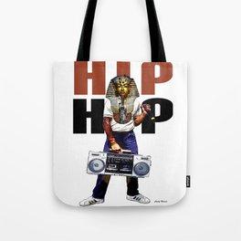 Hip Hop Pharoah Tote Bag