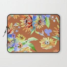 Fall Floral Jubilee Laptop Sleeve
