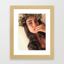 Lauren Jauregui 4 Framed Art Print