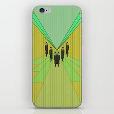 spies are everywhere iPhone & iPod Skin