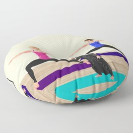 Niffler Yoga Studio Floor Pillow