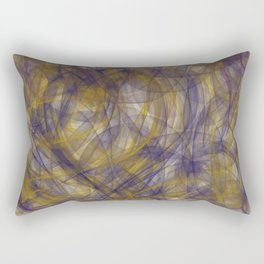 Abstract 543 Rectangular Pillow