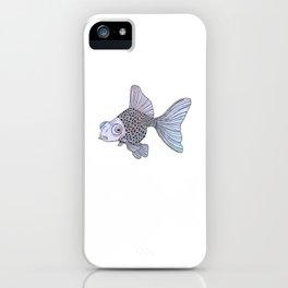 Fish Bish  iPhone Case