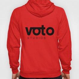 Voto Studios - Black Logo Hoody