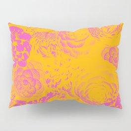 Florals Inversion Pillow Sham