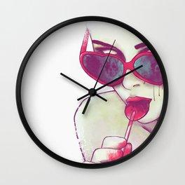 La Vida Wall Clock