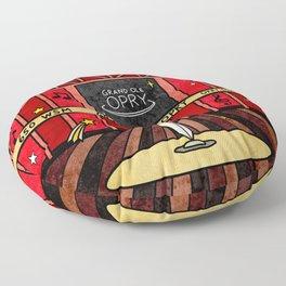 Grand Ole Opry Floor Pillow