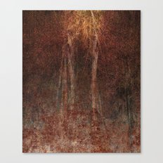 A thing with no name Canvas Print