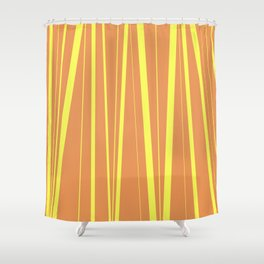 Chevron 72 Shower Curtain By Kavka