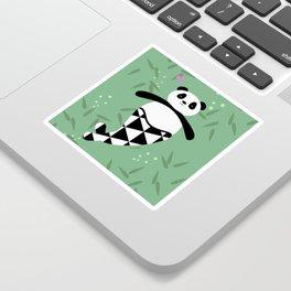 Merpanda Sticker