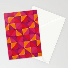 Geometric 0002 Stationery Cards