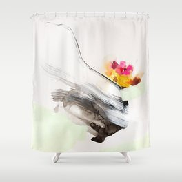Day 4 Shower Curtain