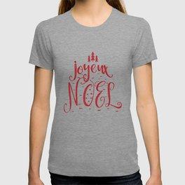 Joyeux Noël T-shirt