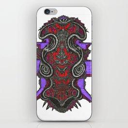 Nagrovac iPhone Skin