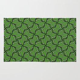 Patterns: Green Ivy Rug