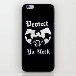 Protect Ya Neck iPhone Skin
