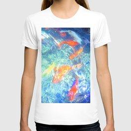 Koi Pond T-shirt