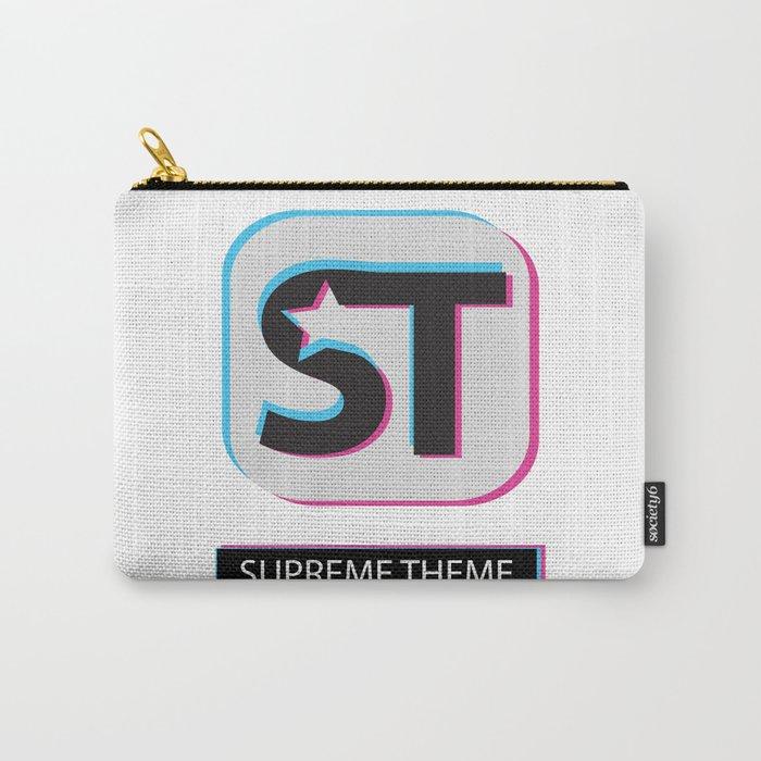 Supreme WordPress Theme Carry-All Pouch