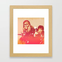 Electric Chuwie Framed Art Print