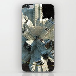 Cloud City iPhone Skin