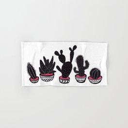 cactus row Hand & Bath Towel