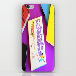 How to Get A Teenage Boy Part 2 iPhone Skin