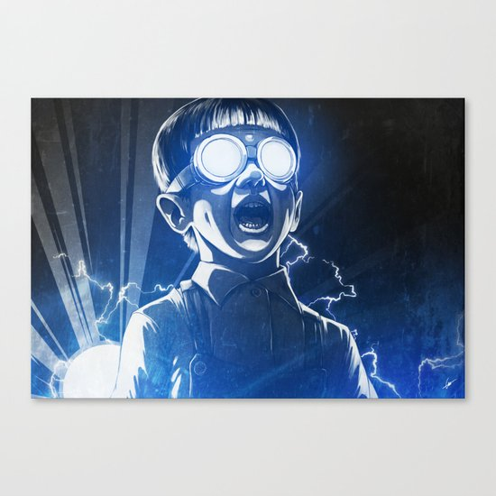 EEEMP! Canvas Print