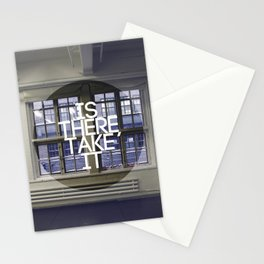 Is There, Take It Stationery Cards