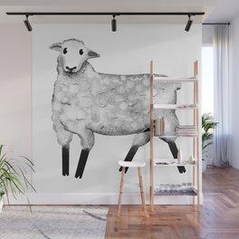 sheep Wall Mural