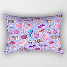 Girl things Rectangular Pillow
