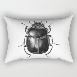 Beetle 13 Rectangular Pillow